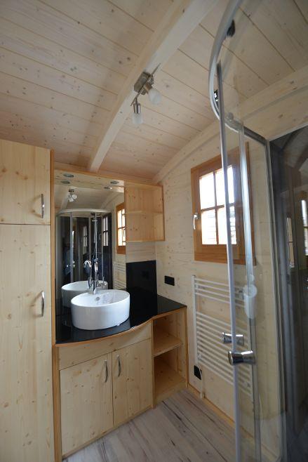 Tiny House Bauen Badezimmer Im Minihaus