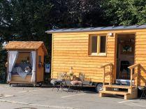 Tiny House & Strandkorb am verkaufsoffenen Sonntag in Ortenburg