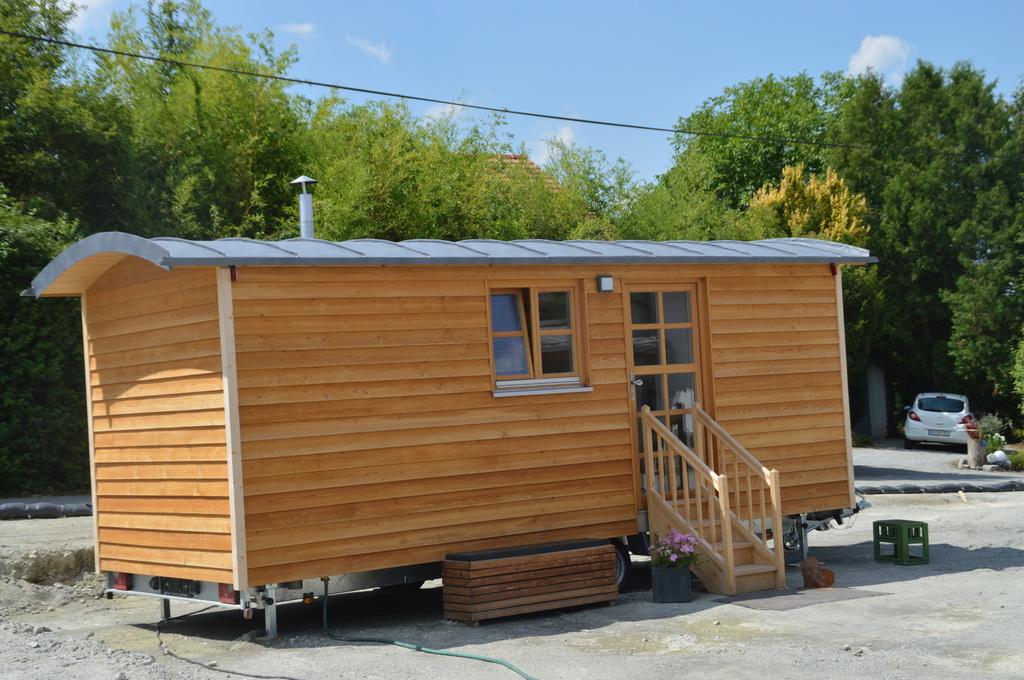 Tiny House Kaufen Mobilhome Minihaus Autark