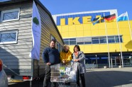 Tiny House meets IKEA in München