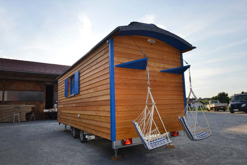 tiny houses gebraucht tiny houses in deutschland. Black Bedroom Furniture Sets. Home Design Ideas