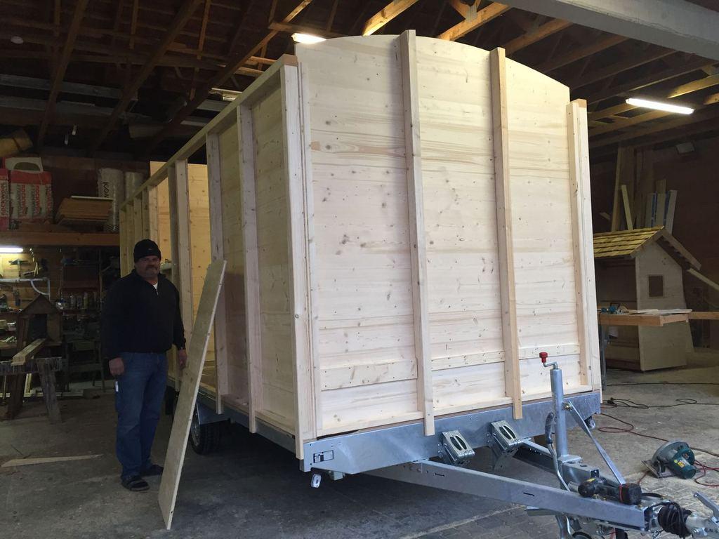 zirkuswagen selber bauen | bauen nach ihrer anleitung