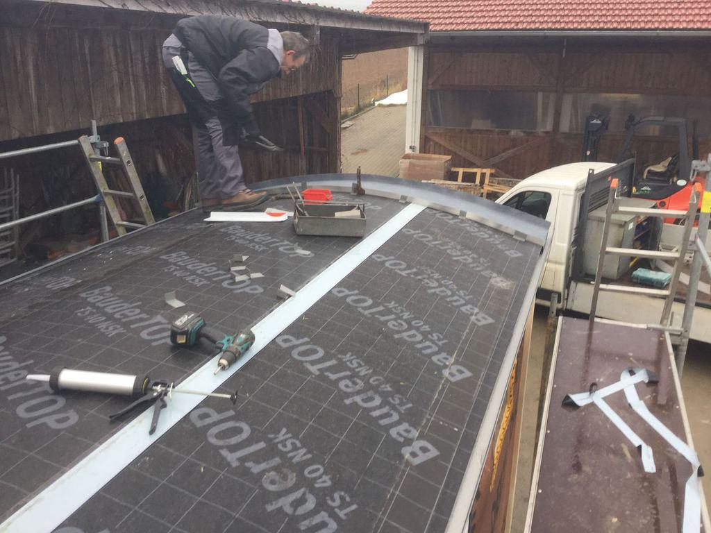 Kühlschrank Dämmung Aufbau : Dämmung im schäferwagen dach und bodenisolierung