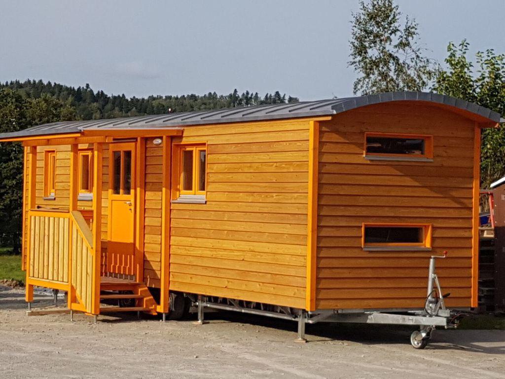 campingwagen camping wagen f r dauercamper. Black Bedroom Furniture Sets. Home Design Ideas