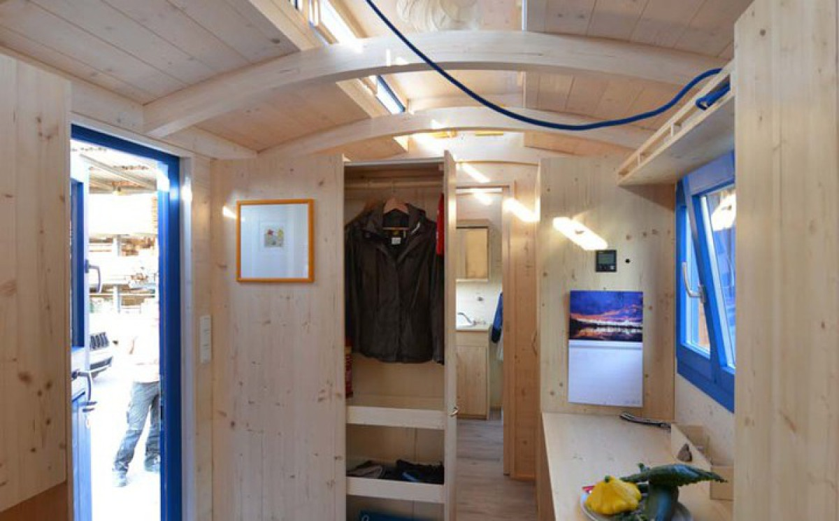 Kühlschrank Dämmung Aufbau : Laika ecovip der aufbau