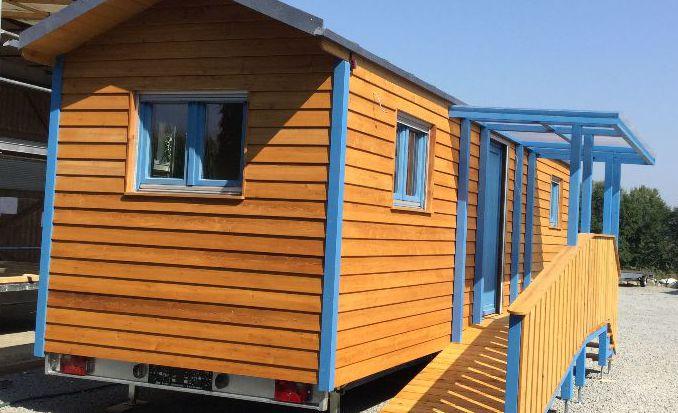Tiny House kaufen | Mobilhome & Minihaus Autark