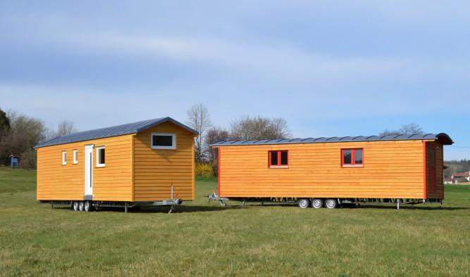 Bauwagen für Waldkindergarten, Schulen & Kindergarten