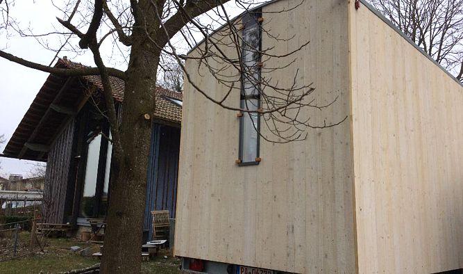 Mobiler Hausanbau mit Tiiny Houses