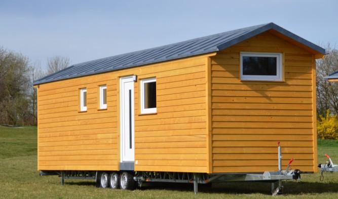 Tiny House mit maximaler Größe
