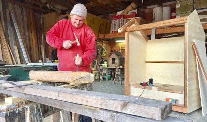 Holzbau Manufaktur für Strandkorb & Toilettenhaus sowie Duschkabine