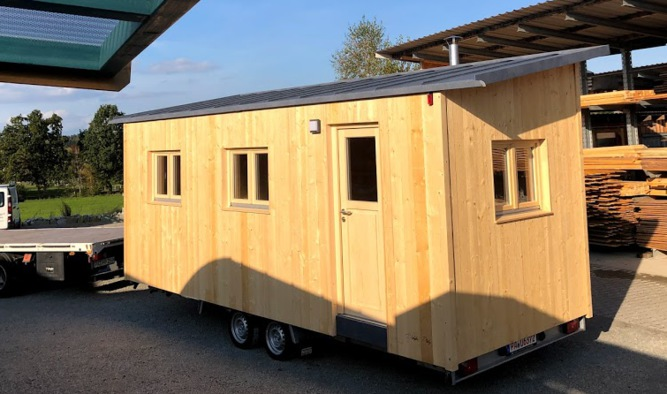 Tiny House bauen