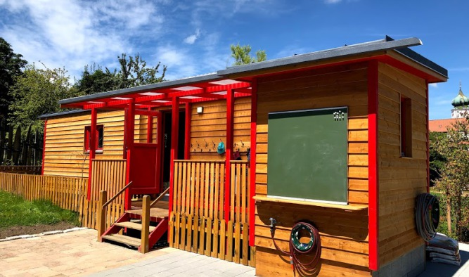 Bauwagen für Schulen, Kindergärten und soziale Einrichtungen