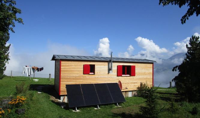 Tiny House als Hauptwohnsitz in der Schweiz