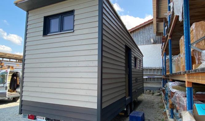 Tiny House Modern für die Straße geeignet
