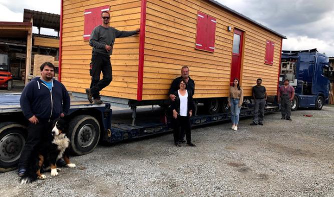 Wagenbau Team Pletz für Tiny Houses, Schäferwagen, Zirkuswagen & Bauwagen